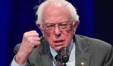 Bernie Enters the 2020 Race With Defiant Anti-Trump Rhetoric
