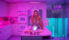 See Ariana Grande Indulge in Decadent Party in New '7 Rings' Video