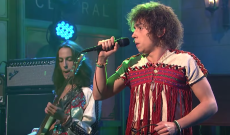 Watch Greta Van Fleet Perform Spirited 'Black Smoke Rising' in 'SNL' Debut