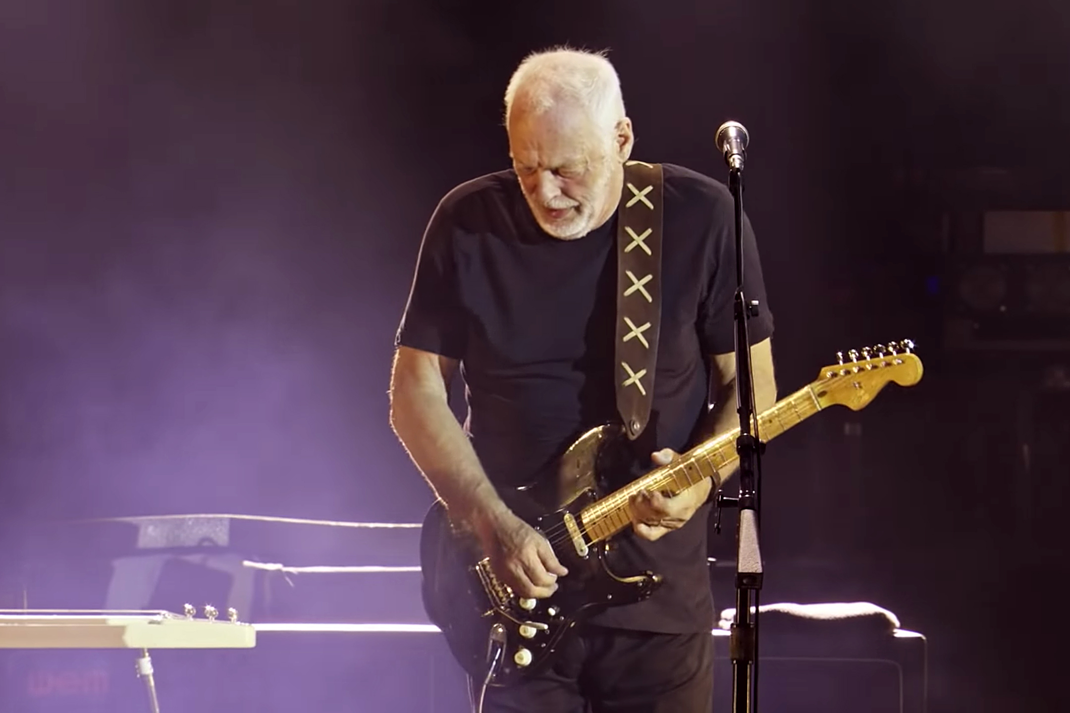See David Gilmour Play Wish You Were Here On Guitar Hes Selling Rolling Stone