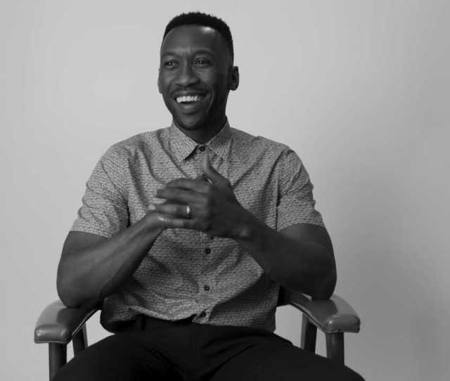 First Time With Mahershala Ali