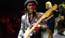 Nile Rodgers, Chic Offer Free Concert Tickets to Furloughed Government Workers