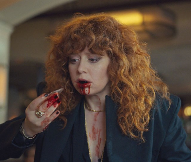Natasha Lyonne As Nadia In Russian Doll