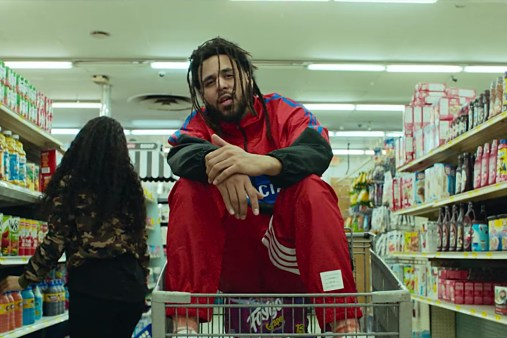 J. Cole Places Rapper's Stuffed Heads on His Mantle in 'Middle Child' -  Rolling Stone