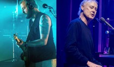 Hear Bruce Hornsby, Bon Iver's Justin Vernon's Gentle 'Cast-Off'