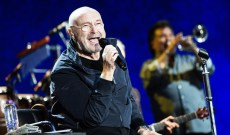 Phil Collins Expands Comeback Tour Dubbed 'Still Not Dead Yet, Live!'
