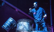 Slipknot Part Ways With Percussionist Chris Fehn Following Lawsuit