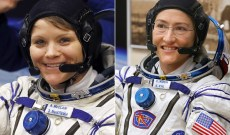 NASA Cancels First All-Female Spacewalk Because It Doesn't Have Enough Women-Sized Suits