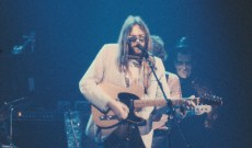 Neil Young to Release 'Tuscaloosa' 1973 Live Album