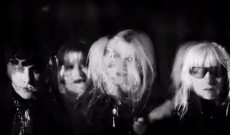 L7's New 'Stadium West' Video Is a Prismatic, High-Speed Night Ride