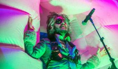 The Flaming Lips Plot Summer Tour