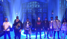 See DJ Khaled Pay Tribute To Nipsey Hussle During Star-Studded 'SNL' Performance