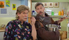 Watch Nikolaj Coster-Waldau Return in 'Full House Lannister' on 'Kimmel'