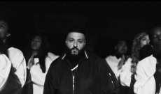 Watch DJ Khaled Take Meek Mill, Lil Baby to Church in 'Weather the Storm' Video