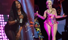 Nicki Minaj, Trina Team Up Over New Orleans Beat on New Song 'BAPS'