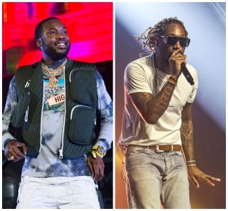 Meek Mill, Future Team for Co-Headlining U.S. Tour