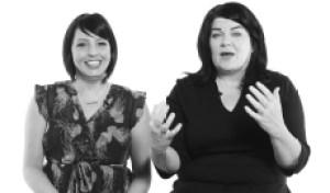 The First Time: Karen Kilgariff and Georgia Hardstark of 'My Favorite Murder'