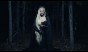 Avril Lavigne Drives Hearse in Eerie 'I Fell in Love With the Devil' Video