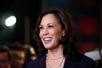 Kamala Harris, In Reversal, to Participate in Climate Town Hall