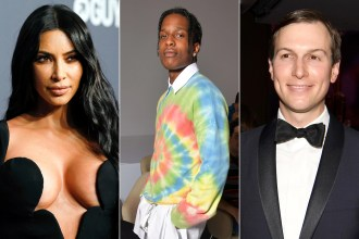Kim Kardashian Contacted White House About A$AP Rocky's Detention in Sweden
