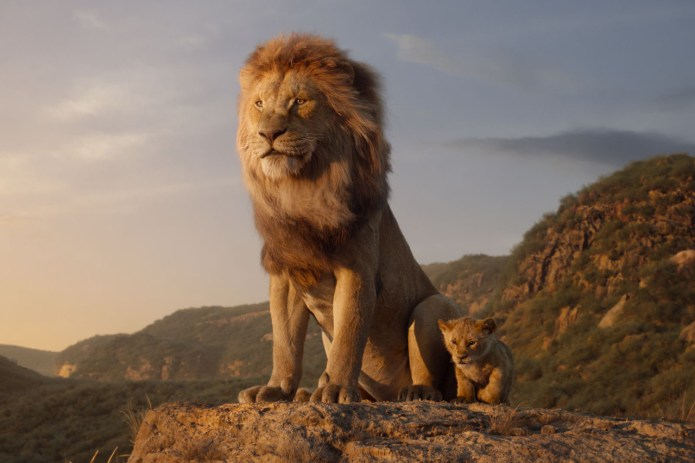 The Lion King' Disney Live-Action Remake: Review - Rolling Stone