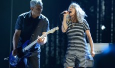 Flashback: Kim Gordon Fronts Nirvana at the Rock and Roll Hall of Fame