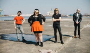 Hear Sheer Mag's Gritty New Song 'The Killer'