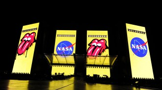 NASA Names Rolling Stone on Mars After Rolling Stones