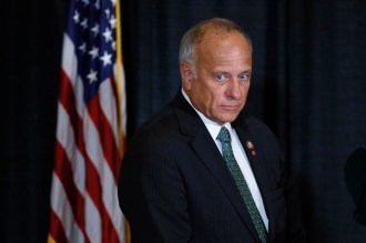 Cash-Strapped Rep. Steve King Left in Cold by Republicans and Big Donors