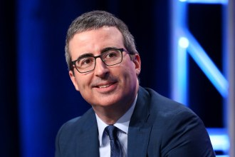John Oliver: 'Of Course' President Trump Wants to Buy Greenland