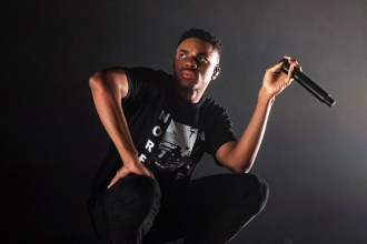 See Vince Staples Get Into a Barbershop Brawl in New 'So What?' Video