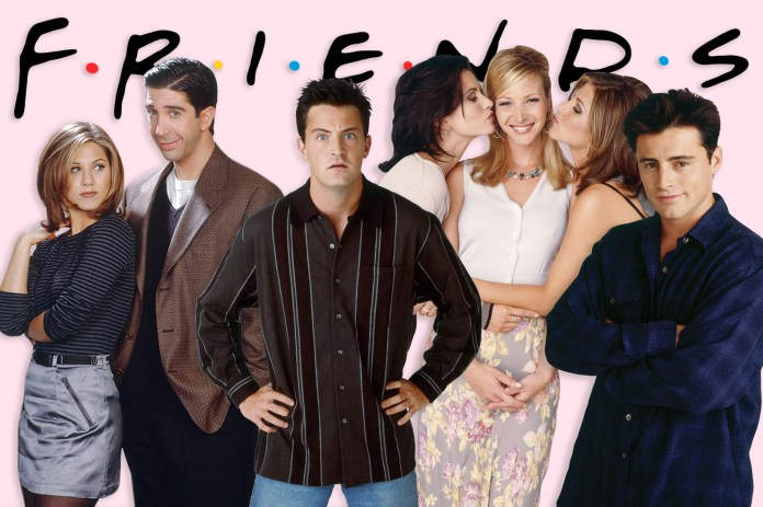Friends': 25 Best Episodes - Rolling Stone