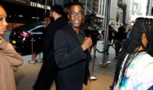 Chris Rock Details New Book 'My First Black Boyfriend'