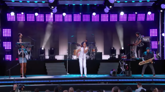 Watch Fitz and the Tantrums Perform Two Tracks on 'Kimmel'