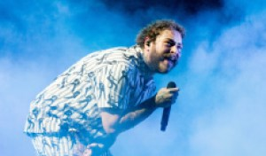 RS Charts: Post Malone's 'Hollywood's Bleeding' Easily Repeats at Number One