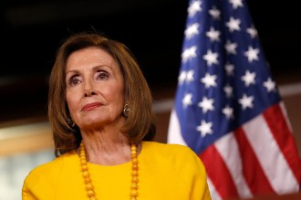 Pelosi Hints at Impeachment in Letter on Ukraine Whistleblower