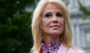 Kellyanne Conway Blasts Background Check Supporters to Deflect From Trump's About Face