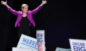 Elizabeth Warren Surging in Iowa, Leads in Key Poll for First Time