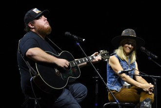 Luke Combs, Sheryl Crow Captivate With Songs, Stories at All for the Hall Benefit in L.A.