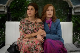 'Frankie' Review: Isabelle Huppert Plays Puppetmaster in This Uneven Film