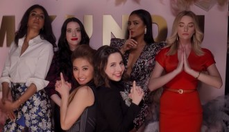 'Dollface' Trailer: Kat Dennings Reconnects With Gal Pals Post-Breakup