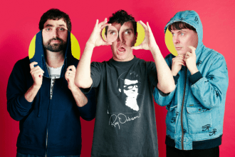 Hear Animal Collective's Epic New Track 'Autumn Rites'
