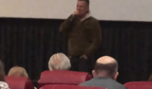 See Bruce Springsteen Surprise 'Western Stars' Audience at New Jersey Movie Theater
