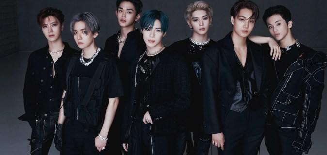 RS Charts: SuperM Take Number One With 'The 1st Mini Album'