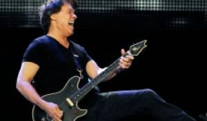 Flashback: Van Halen Play a Fiery 'Everybody Wants Some!!' in 2012