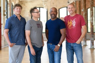 Hear Hootie and the Blowfish's Optimistic New Song 'Hold On'