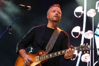 Inside Jason Isbell's Blues Revue at the Ryman