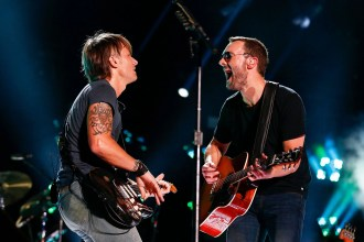 Hear Keith Urban's New Version of 'We Were' Featuring Eric Church