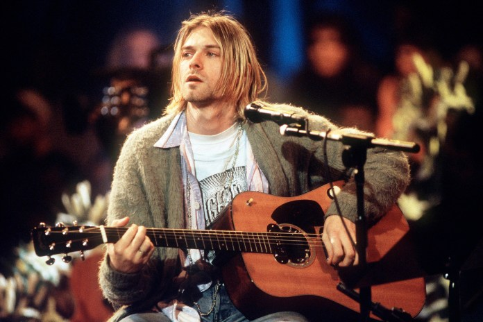 Kurt Cobain's 'Unplugged' Sweater Heads to Auction Again - Rolling Stone
