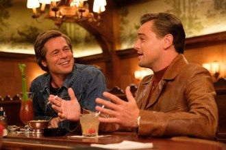 Quentin Tarantino Re-Releasing 'Once Upon a Time in Hollywood' With Unseen Footage